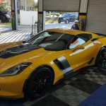 XPEL Paint Protection on Supercharged 2015 Corvette ZO6