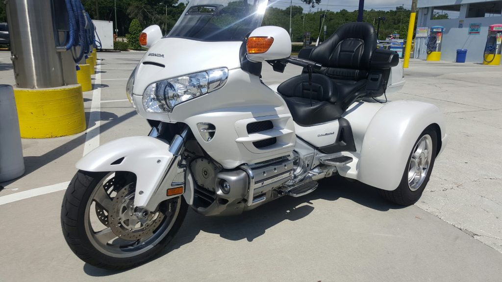 trike paint protection