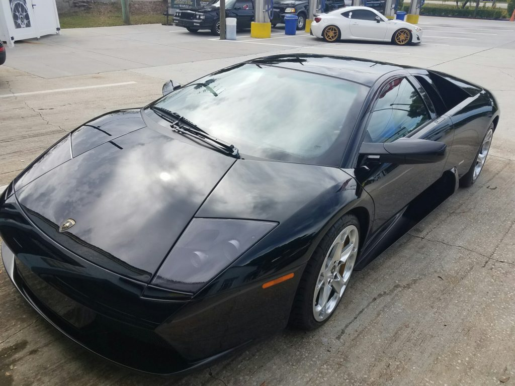 lamborghini ceramic coating