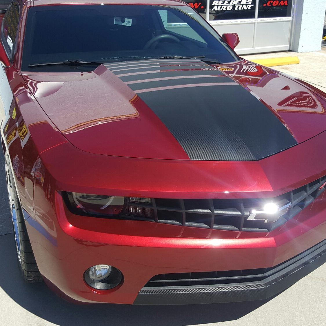 Camaro ceramic coating